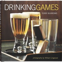 """""""Drinking Games"""" in Bar Accessories   Crate and Barrel"""