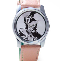 The Warrior Poet Wrist Watch