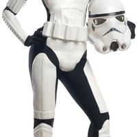 Stormtrooper Sexy Costume - Star Wars Costumes