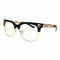 Tagre™ Perfect Versace Women Fashion Popular Shades Eyeglasses Glasses Sunglasses
