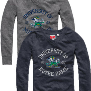 F1336J Crewneck Sweatshirt | University Of Notre Dame