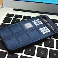 Doctor Who The Tardis Iphone 4 Case  Iphone 4S Case
