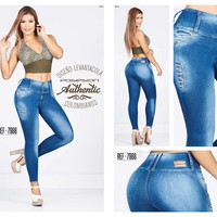 100% Authentic Colombian Push Up Jean 7988 by Posesion