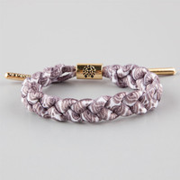 Rastaclat Paisley Bracelet Black/White One Size For Men 25265912501