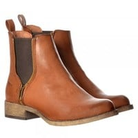 Rocket Dog Camilla Bromley Chelsea Ankle Boot - Black, Brown, Whiskey - Rocket Dog from Onlineshoe UK