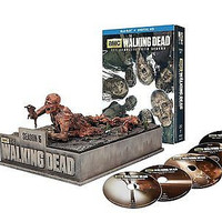 The Walking Dead Complete Season 5 Limited Edition Blu-ray Set