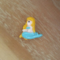 5 Pcs Nautical Mermaid Cabochons for DIY Projects, Phonecase Deco, Decoden, Hairbow Centers, Scrapbooking