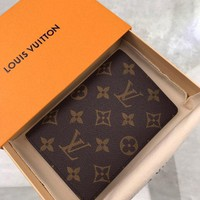 Kuyou Lv Louis Vuitton Gb19710 M60181 Small Leather Goods All Collections  Passport Cover 10x14cm