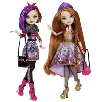 EVER AFTER HIGH™ Holly O'Hair™ and Poppy O'Hair™ - Shop.Mattel.com