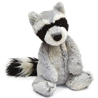 Toddler Jellycat 'Woodland Babe - Raccoon' Stuffed Animal