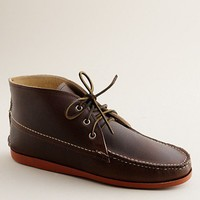 Men's Quoddy?- for J.Crew leather chukka boots