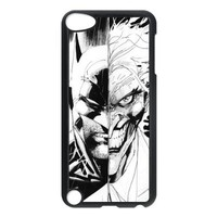 Batman and The Joker Ipod Touch 5th Case Dc Comics iPod 5 Cover Hard Plastic Cases