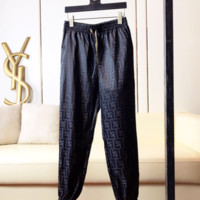 FENDI Summer Fashionable Men Casual Sports Running Pants
