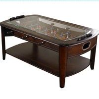 Chicago Gaming Signature Foosball Coffee Table:Amazon:Sports & Outdoors