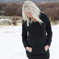 Holly Hooded Tunic
