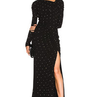 Altuzarra Gallen Gown in Black | FWRD