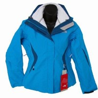 The North Face Women 'Boundary Triclimate' Snowsports Jacket, Acoustic Blue, XS