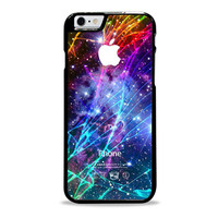 cracked out galaxy nebula custom Case unique Iphone 6 plus cases