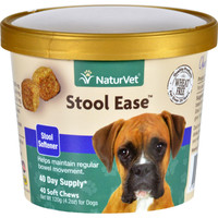 Naturvet Stool Ease  Dogs  Cup  70 Soft Chews