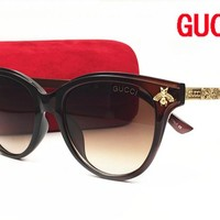 GUCCI Trending Women Stylish Summer Style Sun Shades Eyeglasses Glasses Sunglasses