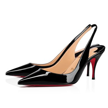 {SC} Christian Louboutin 2021 New pointed high heels  80 mm
