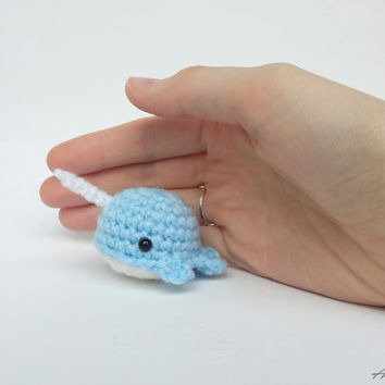 Cute Amigurumi Narwhals Free Crochet Patterns – Wool Patterns | 354x354