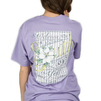 Lauren James: Welcome to the South Tee {Lavender}