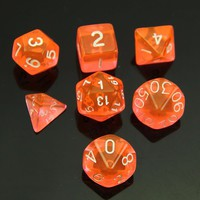 Multi-Sided Die D4 D6 D8 D10 D12 D20 MTG RPG D&D DND Board Game
