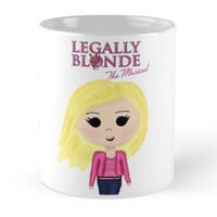 chibi Elle Woods (Legally Blonde The Musical) by gobbythefansie