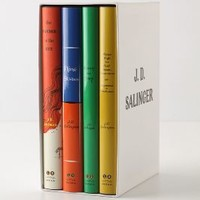 J.D. Salinger Boxed Set by Anthropologie White One Size Gifts