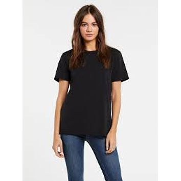 Volcom One of Each BF Tee-BLK