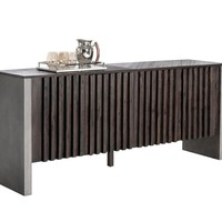 BAND CONCRETE BROWN SIDEBOARD
