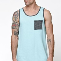 On The Byas Solid Tank Top - Mens Tee