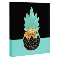 Elisabeth Fredriksson Precious Pineapple 1 Art Canvas