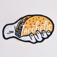 Tacoholic Patch