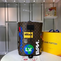DCCK Lv Louis Vuitton Fashion Women Men Gb29611 M44616 Bags All Collections Chalk Backpack 31.0*42.0*21.0 Cm