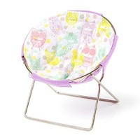 Pastel Owl Cell Phone Chair   Claire's