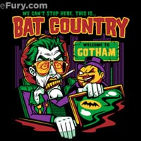 Bat Country - Gallery | TeeFury