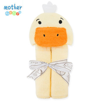 2015 Cartoon Style Hooded Bath Baby Towel Soft Bathing Terry Cotton Baby Shower Products Kids Bath Robe