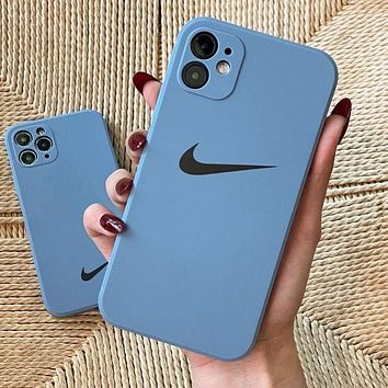 Phone Case,Push Pop Bubble Protective Case for iPhone 7,8,7P,8P,X,XS,XS Max,XR,11,11pro,12,12Pro,12Pro Max Nike (iPhone 8, Multicolor) 的副本