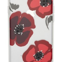 kate spade new york jeweled poppy iPhone 7 & 7 Plus case | Nordstrom
