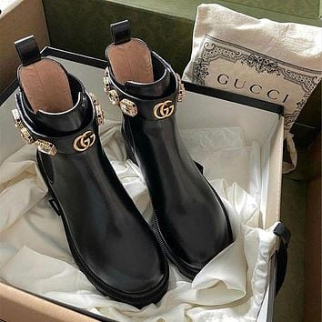 GG 6-inch Ankle Boots