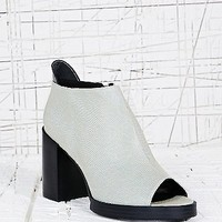 Cheap Monday Peep Boots in White - Urban Outfitters