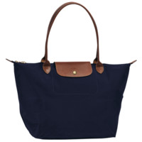 Large tote bag - Le Pliage - Handbags - Longchamp - Fig - Longchamp United-States