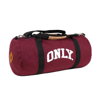 ONLY NY | STORE | Bags | Canvas Varsity Duffle