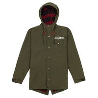 Richmond Fishtail Pine Parka - Shop | Benny Gold