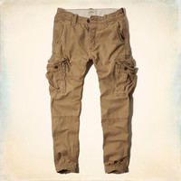 The Hollister Cargo Jogger  Pants