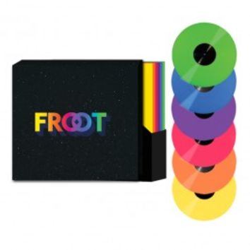 """Marina and the Diamonds Official U.S. Store - FROOT Limited Edition Signed 7"""" Boxset - Vinyl - Music"""