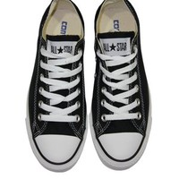 Converse Chuck Taylor All Star Black Ox Trainers  - Buy Online at Grindstore.com