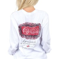 Arkansas Perfect Pairing Tee - Long Sleeve – Lauren James
